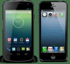 Google est le premier éditeur d'applications sur iPhone et iPad