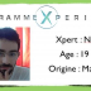 [Xperience] A la découverte des Xperts : Aujourd'hui Nazim
