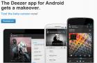 Deezer nativement présent sur les appareils Samsung, c'est pour bientôt