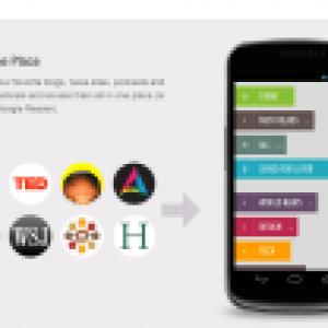Feedly, une amélioration de l'interface et des fonctionnalités