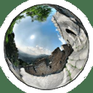 Photosphere Live Wallpaper, ajoutez des panoramas à votre écran d'accueil