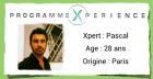 [Xperience] A la découverte des Xperts : Aujourd'hui PascaL
