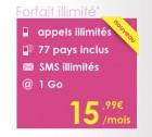 Budget Mobile lance une offre illimitée à 15,99 €