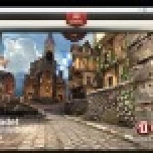 Epic Citadel, le moteur Unreal Engine 3 fonctionne sur Firefox