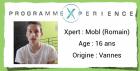 [Xperience] A la découverte des Xperts : Aujourd'hui Romain (Mobl)