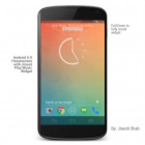 Un premier build d'Android Key Lime Pie aperçu sur Nexus 4 et 7
