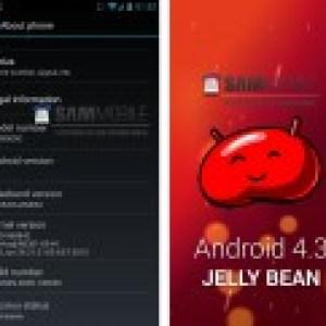 Android 4.3 pour le mois prochain, et Android «K» en octobre ?