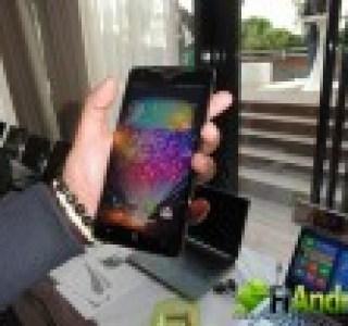 Prise en main du Acer Liquid S1 de 5,7 pouces