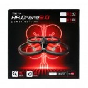 Une «Power Edition» de l'AR.Drone 2.0 de Parrot avec deux fois plus d'autonomie