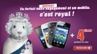 Virgin Mobile échelonne les paiements de smartphones avec ses formules sans engagement