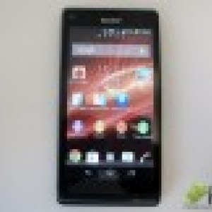 Test du Sony Xperia L