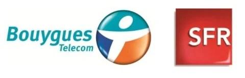 SFR et Bouygues Telecom pourraient mutualiser leurs réseaux