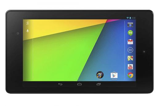 La prochaine Nexus 7 construite par LG ?