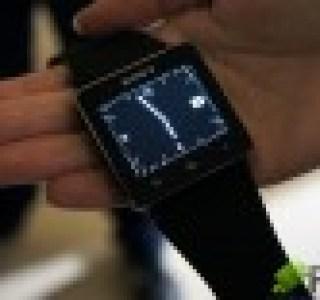 Aperçu de la Sony SmartWatch 2