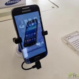 Prise en main du Samsung Galaxy S4 Mini