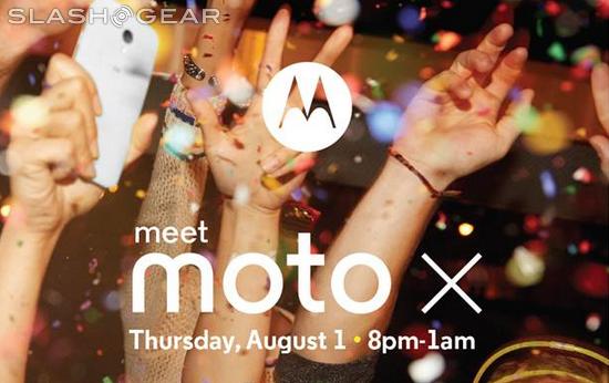 Sortie du Moto X : d'autres précisions sur le smartphone et l'événement