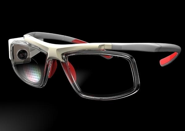 GlassUp pense aux porteurs de lunettes