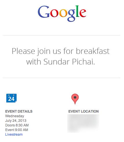 Google invite la presse le 24 juillet prochain… Android 4.3 en vue ?
