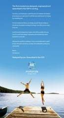 Motorola tease (officiellement) son Moto X