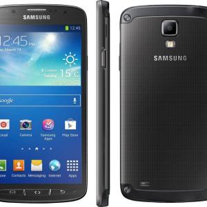 Les Galaxy S4 Active et Galaxy S4 Zoom disponibles chez Virgin Mobile