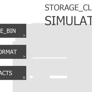 Storage Cleaning Simulator vous met à la place d'un compilateur informatique