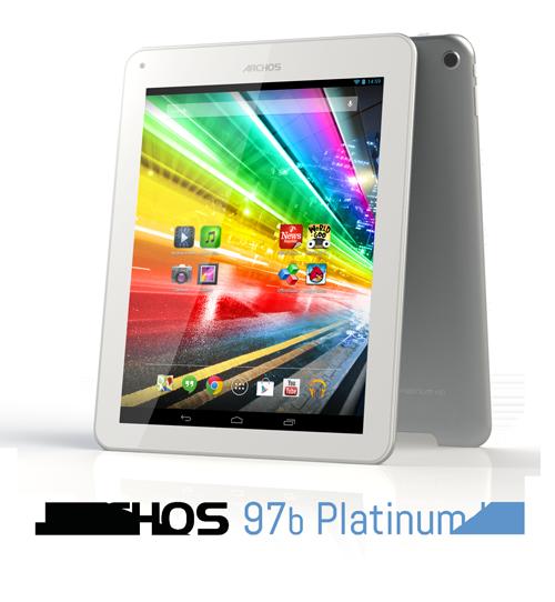 Archos accélère son développement en dévoilant de nouvelles tablettes et une GamePad 2