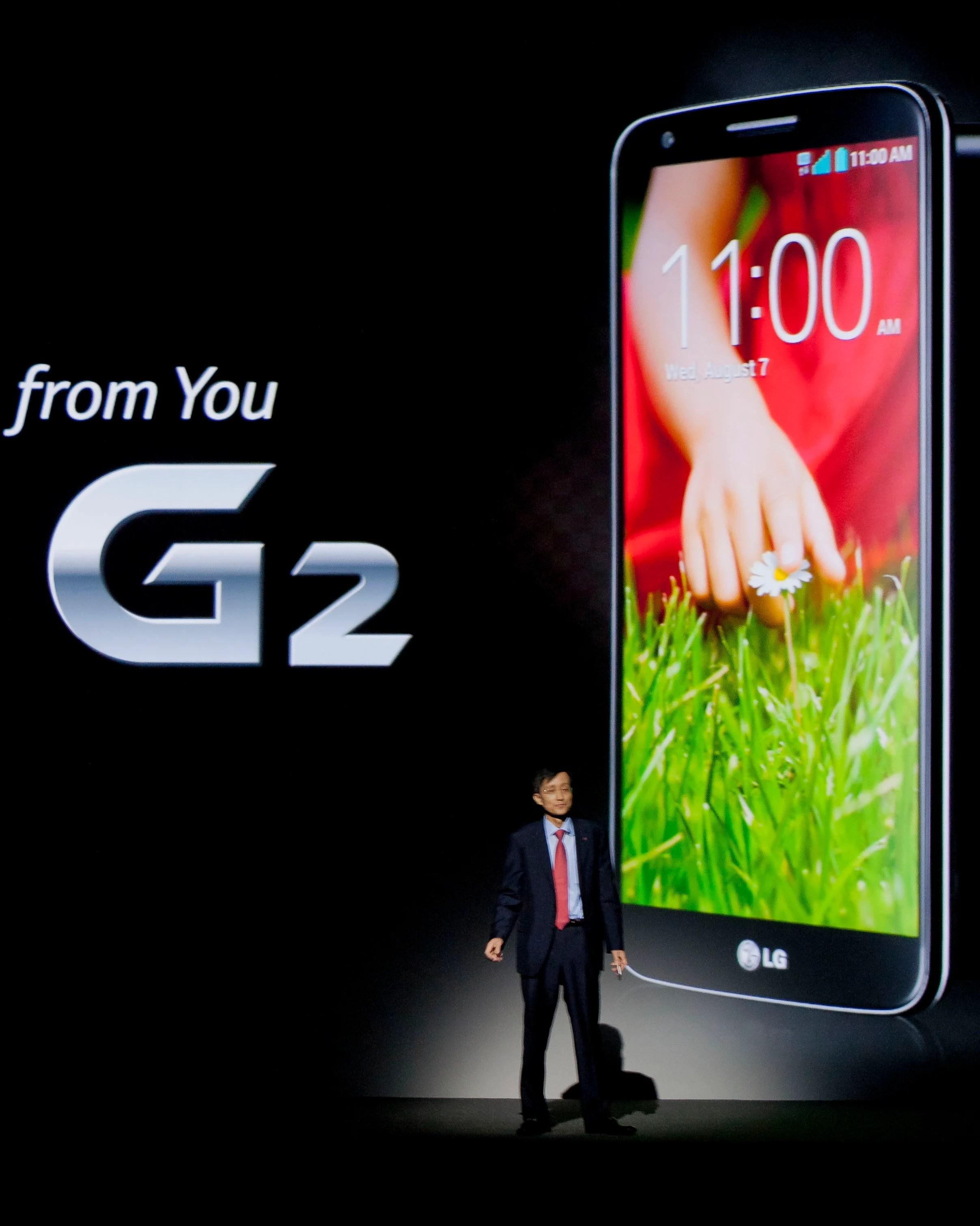 LG G2 : des benchmarks impressionnants sur AnTuTu et Quandrant