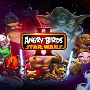 Angry Birds Star Wars 2 : 4 nouveaux personnages du jeu ont été dévoilés