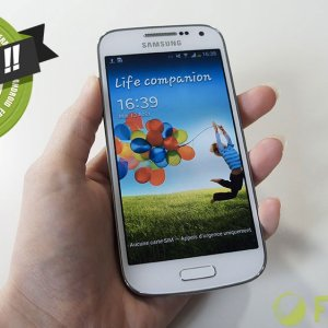 Test du Samsung Galaxy S4 mini