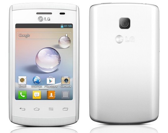 LG Optimus L1 II, un mobile d'entrée de gamme de 3 pouces à 95 dollars
