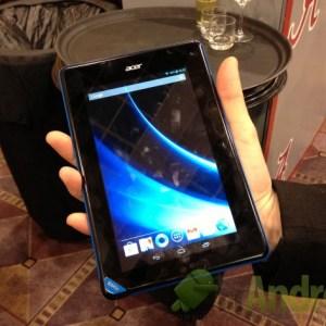 La Acer Iconia Tab B1-71 s'offre plus de RAM