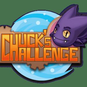 Chuck's Challenge, un puzzle game coloré, surtout pour la Shield