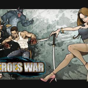 Com2US sort son nouveau RPG sur Android, Heroes War