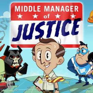 Middle Manager of Justice, un jeu de gestion de super-héros