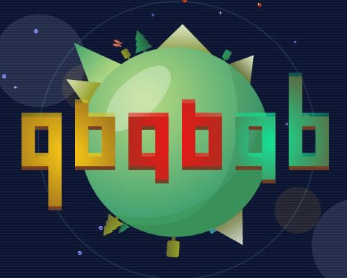 QbQbQb, un Match 3 circulaire par Rezoner