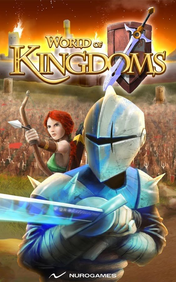World of Kingdoms, en quête d'aventure sur Android