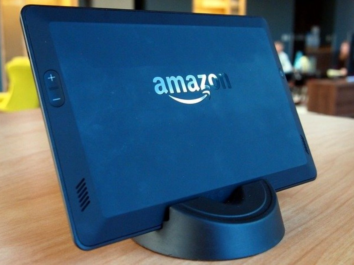 Même les tablettes Kindle Fire d'Amazon sont en chute libre