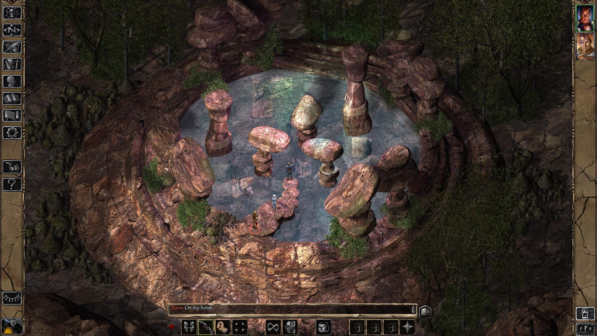 Baldur's Gate 2 : Enhanced Edition est confirmé sur Android, iOS, PC et Mac