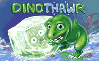 Dinothawr, un petit jeu de puzzles disponible sur Android