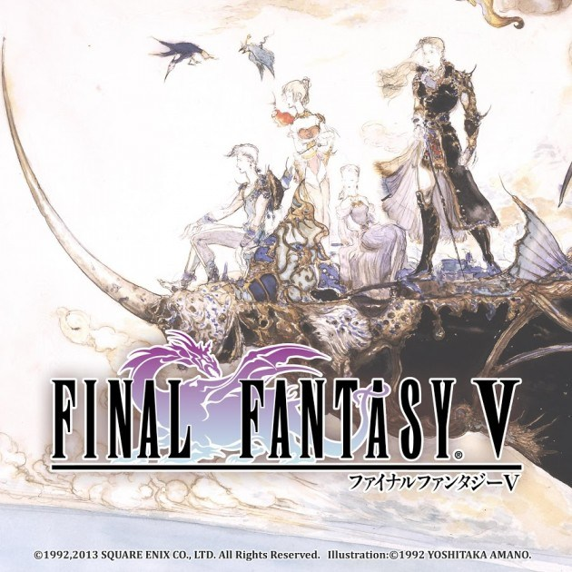 Avec Final Fantasy V, Square Enix continue ses adaptations
