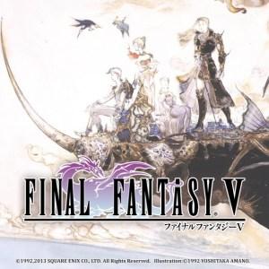 Avec Final Fantasy V, Square Enix continue ses adaptations