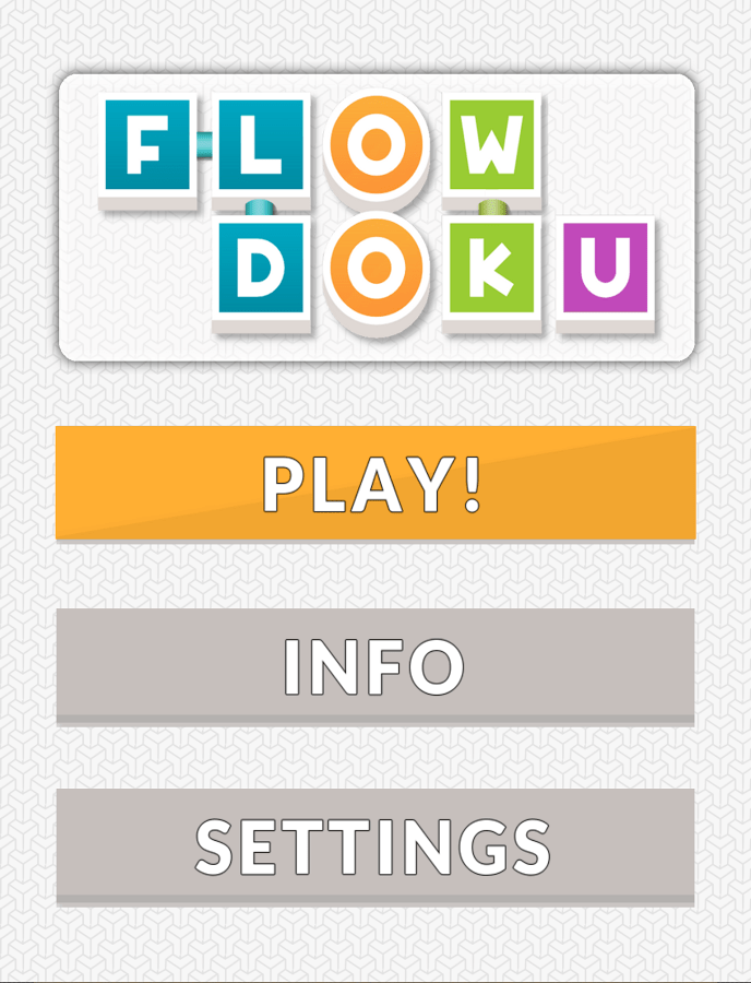 Flowdoku, un sudoku nouvelle génération
