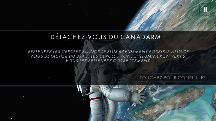 Gravity: Don't Let Go, le jeu inspiré du film d'Alfonso Cuarón