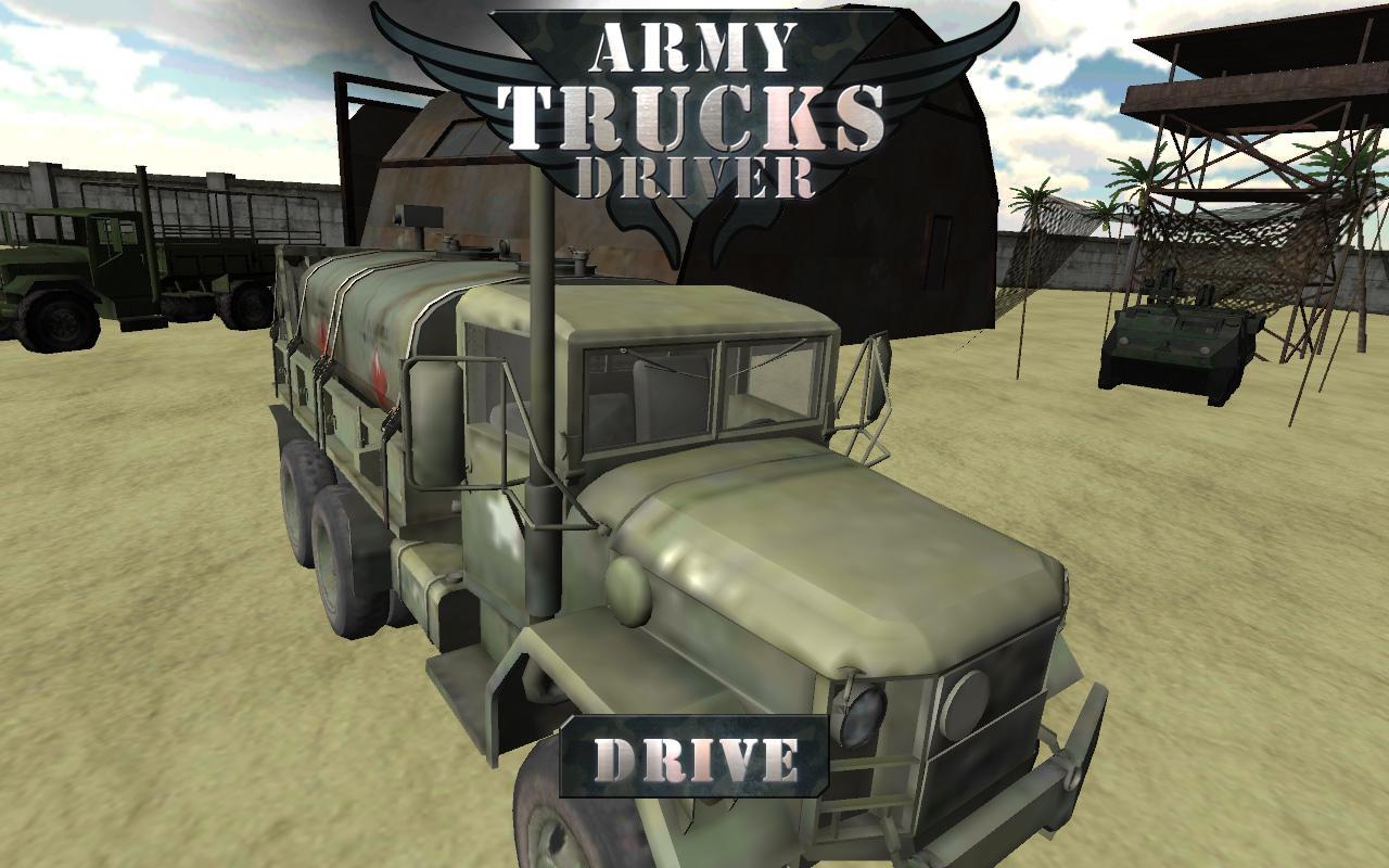 Army Truck Driver, une simulation presque réaliste de camion militaire