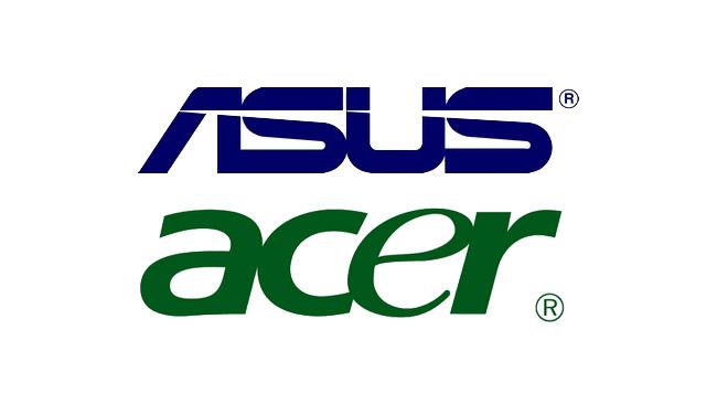 Vers une fusion entre Acer et Asus ?