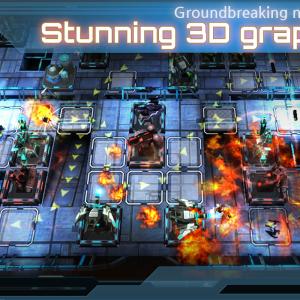 Defense Technica, un tower defense de plus sur le Play Store