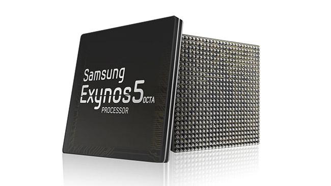 Samsung Exynos 5 Octa : les huits coeurs tourneront bientôt en même temps