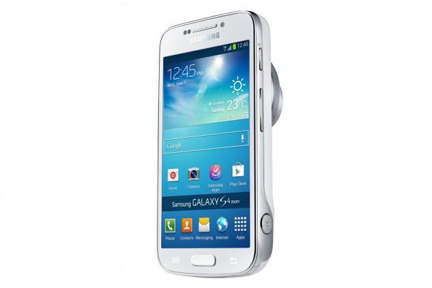 Le Galaxy S4 Zoom compatible LTE annoncé pour le marché européen
