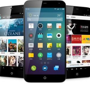 Meizu MX3 : le smartphone aux 128 Go de mémoire interne sort en Chine
