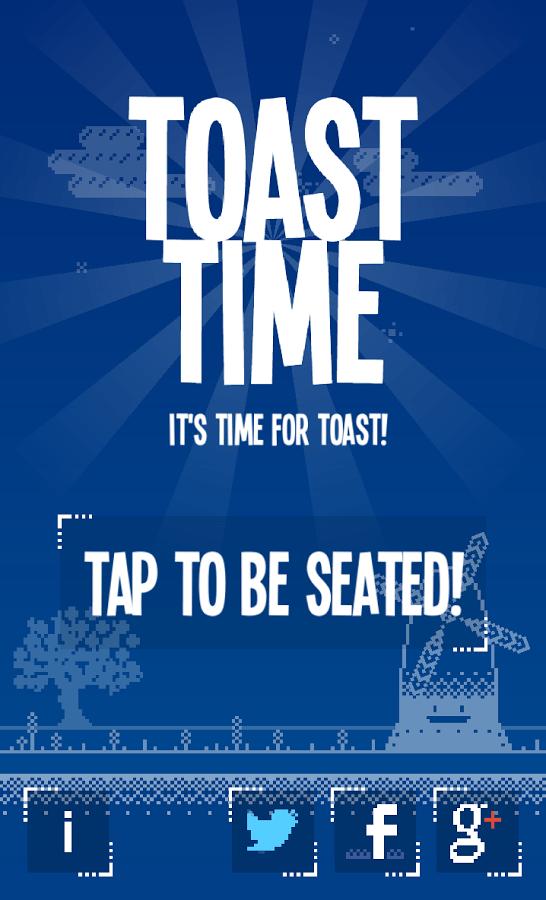 Toast Time, un grille-pain fou comme vaisseau